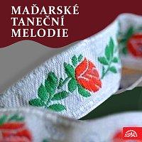 Přední strana obalu CD Maďarské taneční melodie