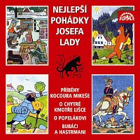 Různí interpreti – Lada: Nejlepší pohádky Josefa Lady