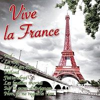 Přední strana obalu CD Vive la France