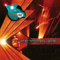 Přední strana obalu CD Retroglide