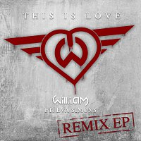 will.i.am, Eva Simons – This Is Love Remix EP