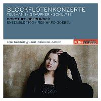 Dorothee Oberlinger, Christoph Graupner – Telemann, Graupner, Schultze: Blockflotenkonzerte