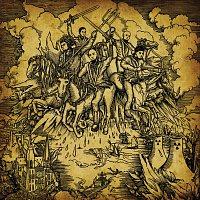 Přední strana obalu CD The New Dark Age