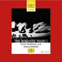 Přední strana obalu CD The Romantic Piano I