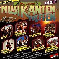 Různí interpreti – Das grosse Musikantentreffen - Folge 11