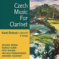 Karel Dohnal, Lukáš Michel, Benda Quartet, Eliška Novotná, Pavla Vykopalová – Czech Music for Clarinet