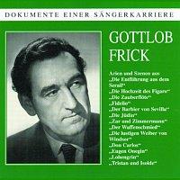 Gottlob Frick – Dokumente einer Sangerkarriere - Gottlob Frick