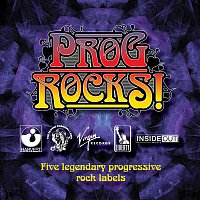 Various Artists.. – Prog Rocks! (5 Component Labels Set)