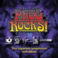 Various Artists.. – Prog Rocks! (5 Component Labels Set)