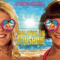 Přední strana obalu CD Walking on Sunshine (Original Motion Picture Soundtrack)