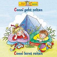 Conni – Conni geht zelten / Conni lernt reiten