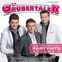 Die Grubertaler – Die größten Partyhits, Vol. 3