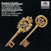 Musica Antiqua Koln, Reinhard Goebel – Buxtehude & Pachelbel Chamber Music