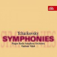 Přední strana obalu CD Čajkovskij: Symfonie č. 1-6