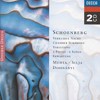 Los Angeles Philharmonic, Zubin Mehta, Wiener Philharmoniker – Schoenberg: 5 Pieces for Orchestra/Chamber Symphony etc.