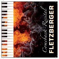 Přední strana obalu CD Matthias Fletzberger - Comeback-Recital
