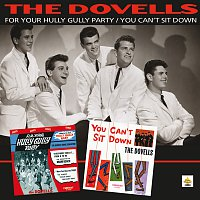 The Dovells – For Your Hully Gully Party/You Can't Sit Down
