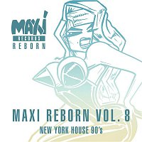 Various Artists.. – New York House 90's - Maxi Reborn Vol. 8