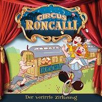 Přední strana obalu CD 06: Der verirrte Zirkuszug