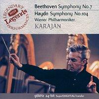 Přední strana obalu CD Beethoven: Symphony No.7 / Haydn: Symphony No.104