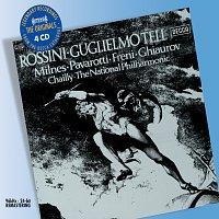 Přední strana obalu CD Rossini: Guglielmo Tell