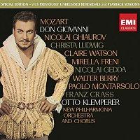 Claire Watson, New Philharmonia Orchestra, Otto Klemperer – Mozart: Don Giovanni