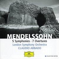 London Symphony Orchestra, Claudio Abbado – Mendelssohn: 5 Symphonies; 7 Overtures