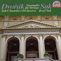 Sukův komorní orchestr/Josef Suk – Dvořák: Serenády pro smyčce