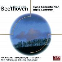 Claudio Arrau, Henryk Szeryng, János Starker, Royal Concertgebouw Orchestra – Beethoven: Piano Concerto No.1; Triple Concerto