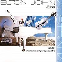 Přední strana obalu CD Live In Australia [Remastered]