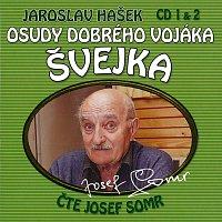 Přední strana obalu CD Hašek: Osudy dobrého vojáka Švejka CD 1 & 2