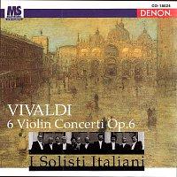 Takashi Baba, I Solisti Italiani – Vivaldi: 6 Violin Concerti, Op. 6