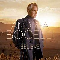 Přední strana obalu CD Believe