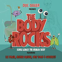 Přední strana obalu CD The Body Rocks