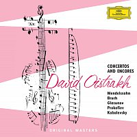 David Oistrakh, Vladimir Yampolsky, USSR State Symphony Orchestra – David Oistrakh - Concertos and Encores