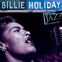 Přední strana obalu CD Billie Holiday: Ken Burns's Jazz