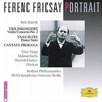Tibor Varga, Berliner Philharmoniker, RIAS Symphony Orchestra Berlin – Bartók: Violin Concerto No.2; Dance Suite; Cantata Profana
