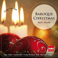 Elly Ameling, Dame Janet Baker, Robert Tear, Dietrich Fischer-Dieskau, Choir of King's College, Cambridge, Academy of St Martin-in-the-Fields – Baroque Christmas - Bach & Handel (International Version)