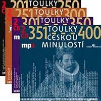 Různí interpreti – Toulky českou minulostí 201-400 komplet (MP3-CD)