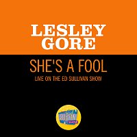 Lesley Gore – She's A Fool [Live On The Ed Sullivan Show, October 13, 1963]