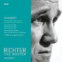 Sviatoslav Richter – Richter plays Schubert [2 CDs]
