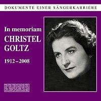 Christel Goltz – In memoriam Christel Goltz