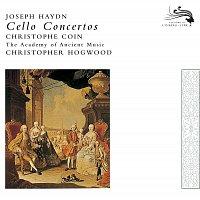 Přední strana obalu CD Haydn: Cello Concertos