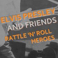 Přední strana obalu CD Rattle 'N' Roll Heroes