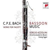 Sergio Azzolini – C.P.E. Bach: Bassoon Music / Werke fur Fagott