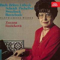 Zuzana Růžičková – Bach a jeho předchůdci / Böhm. Lübeck, Scheidt, Pachelbel, Sweelinck, Buxtehude