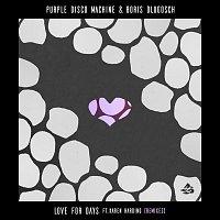 Purple Disco Machine, Boris Dlugosch, Karen Harding – Love For Days (Feat. Karen Harding) [Remixes]
