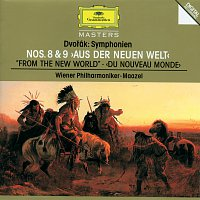"Wiener Philharmoniker, Lorin Maazel – Dvorák: Symphonies Nos.8 & 9 ""From The New World"""