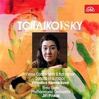 Valentina Kameníková, Filharmonie Brno, Jiří Pinkas – Čajkovskij: Klavírní koncert b moll, Sonáta G dur