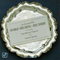 Přední strana obalu CD An Evening With George Shearing and Mel Tormé